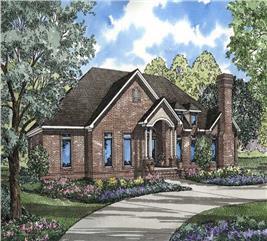 House Plan #153-1627