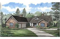 Main image for house plan # 3568