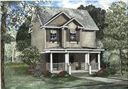 View house Plan#153-1634