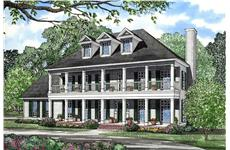 Main image for house plan # 3334