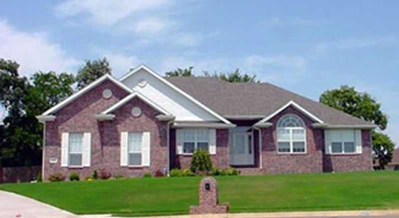 4 Bedroom Southern Traditional House Plans Home Design