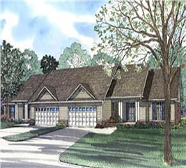House Plan #153-1647