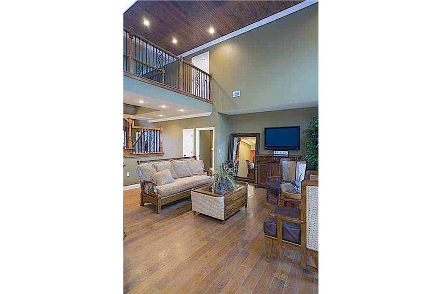 Great Room of this 3-Bedroom,3593 Sq Ft Plan -153-1654