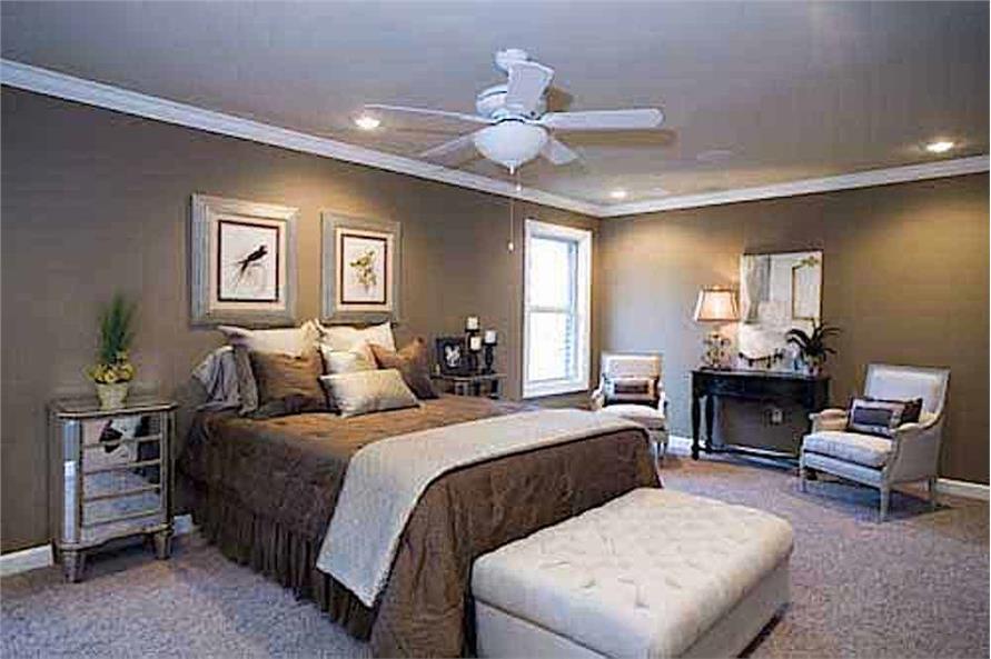 Bedroom of this 3-Bedroom,3593 Sq Ft Plan -153-1654
