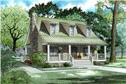 View house Plan#153-1656