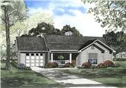View house Plan#153-1657