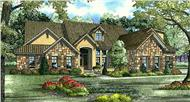 Main image for house plan # 16895