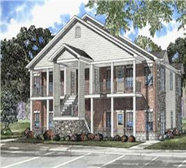 House Plan #153-1668