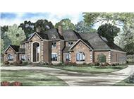 Main image for house plan # 4064