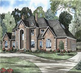 House Plan #153-1672