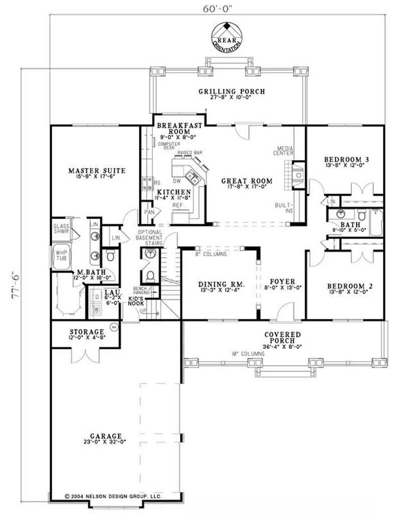 Contemporary country house plans home design ndg 953 8480 Contemporary country house plans