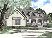 View house Plan#153-1684