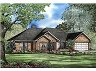 Main image for house plan # 8201