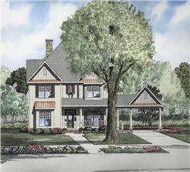House Plan #153-1688