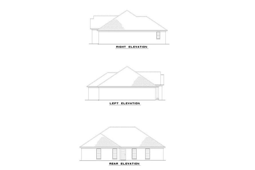 EXTERIOR ELEVTIONS