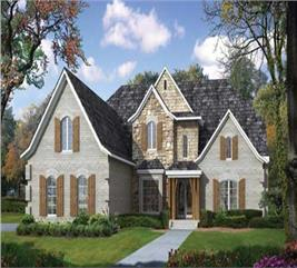 House Plan #153-1715