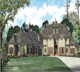 House Plan #153-1716