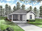 View house Plan#153-1717