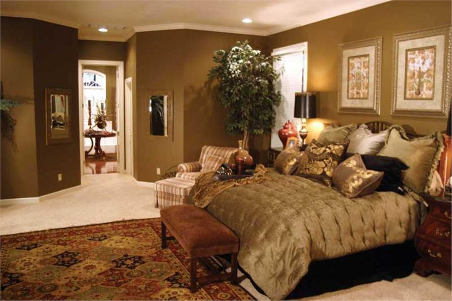 Master Bedroom of this 3-Bedroom,3901 Sq Ft Plan -3901
