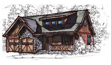 Main image for house plan # 11471