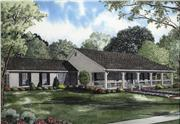 View house Plan#153-1744