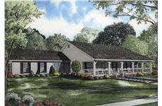 Main image for house plan # 8477