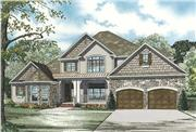 View house Plan#153-1746