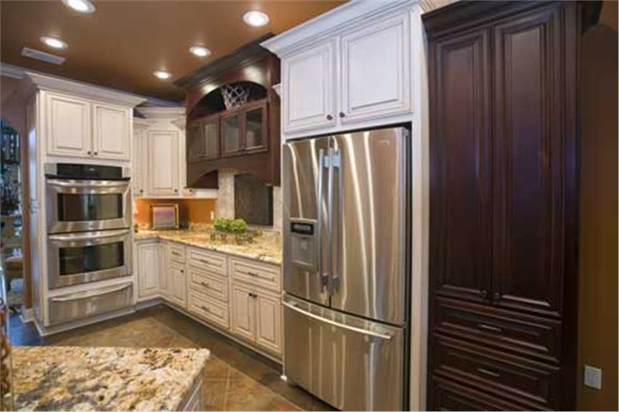 Kitchen of this 4-Bedroom,2889 Sq Ft Plan -2889