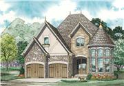 View house Plan#153-1750