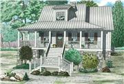 View house Plan#153-1752