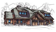 Main image for house plan # 11508