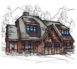House Plan #153-1759