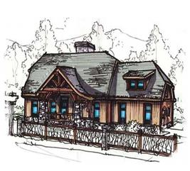 House Plan #153-1762