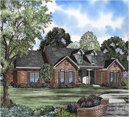 House Plan #153-1763