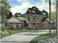 Main image for house plan # 9222
