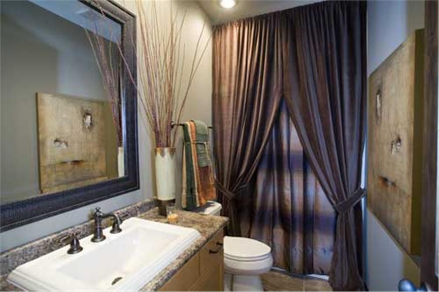 Bathroom of this 4-Bedroom,2470 Sq Ft Plan -2470