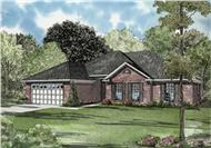 Main image for house plan # 8236