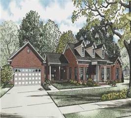 House Plan #153-1785