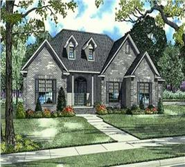 House Plan #153-1787