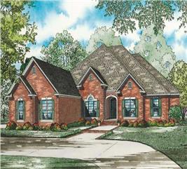 House Plan #153-1790