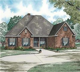 House Plan #153-1793