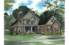 Main image for house plan # 17663