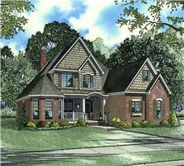 House Plan #153-1796