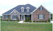 Main image for house plan # 9835