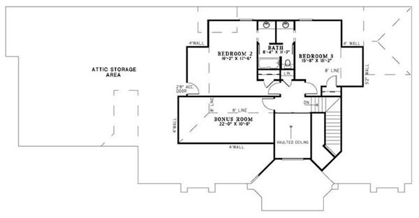 House Plan NDG-1153