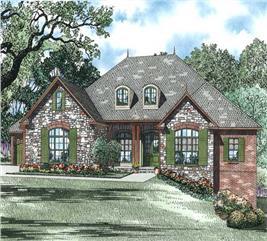 House Plan #153-1809