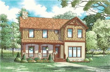 Main image for house plan # 11507