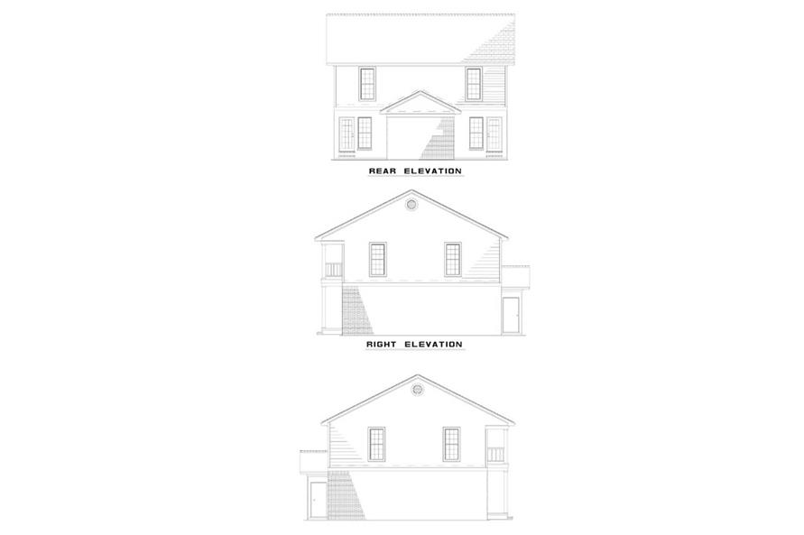 HOME PLAN NDG-490-1