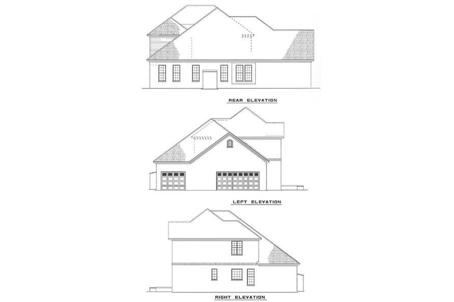 Home Plan NDG-125