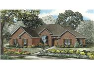 Main image for house plan # 19441